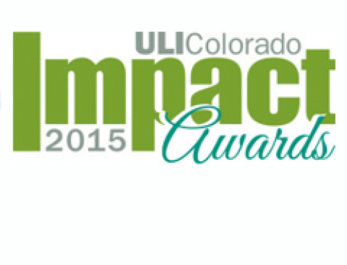 Urban Land Institute Impact Awards, April 2015